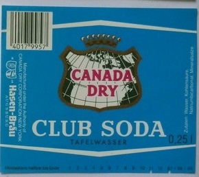 Germany - Club soda