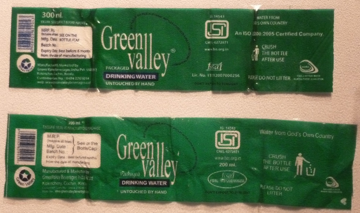 India - Green Valley 1,2